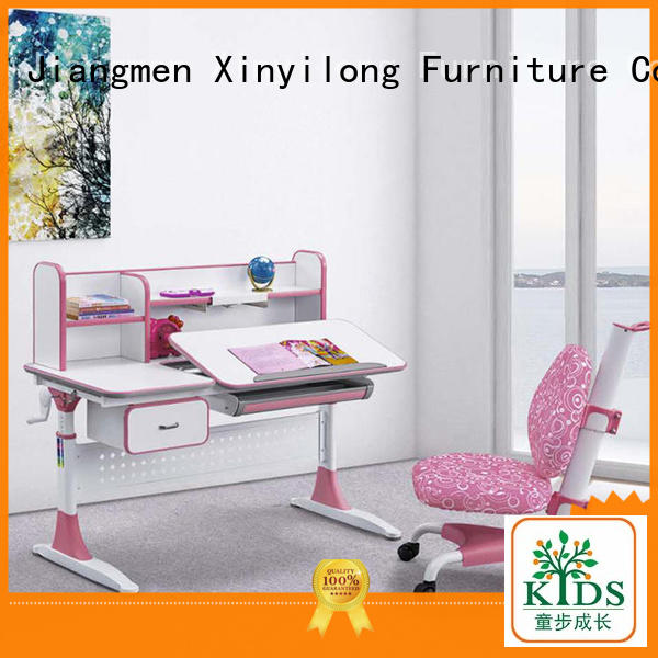 Xinyilong Furniture wooden study table high quality for children