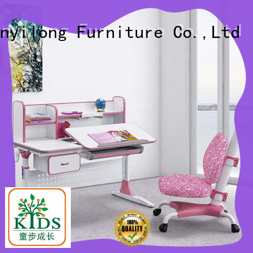Xinyilong Furniture comfortable study table design manufacturer for children