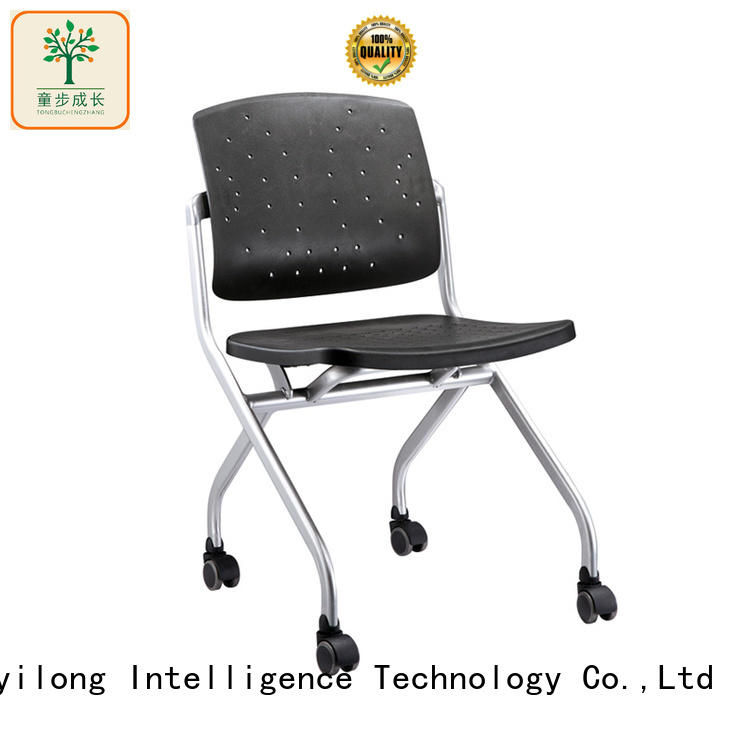 TBCZ plastic dining chairs high quality for lecture