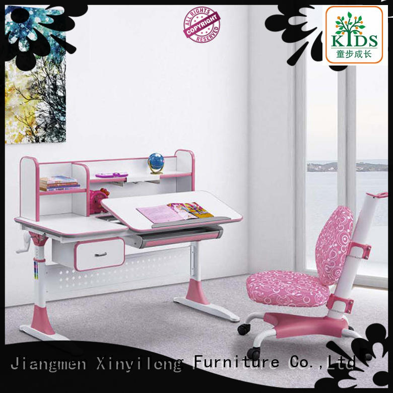 Xinyilong Furniture washable study desk high quality for children