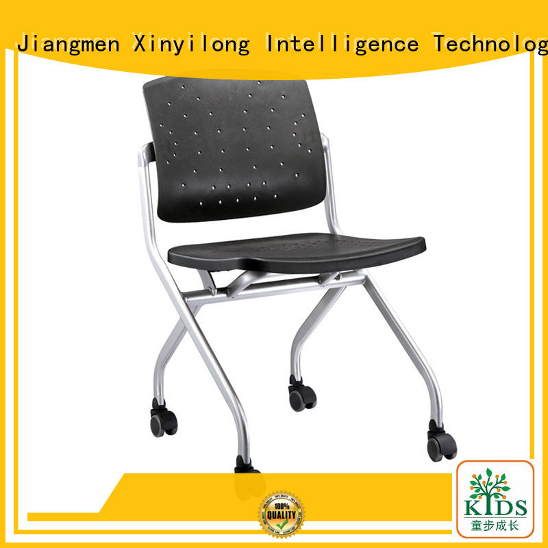 foldable plastic chair high quality for classroom