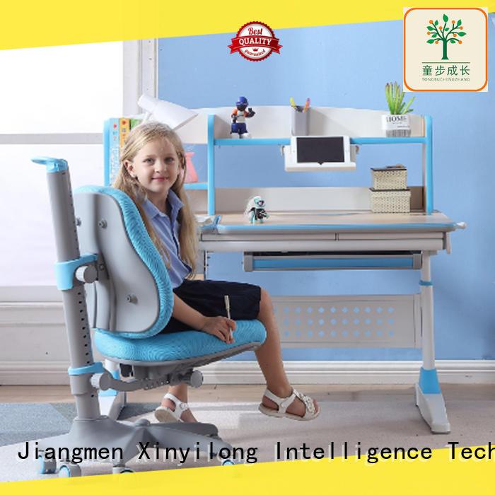 TBCZ glass office desk manufacturer for kids