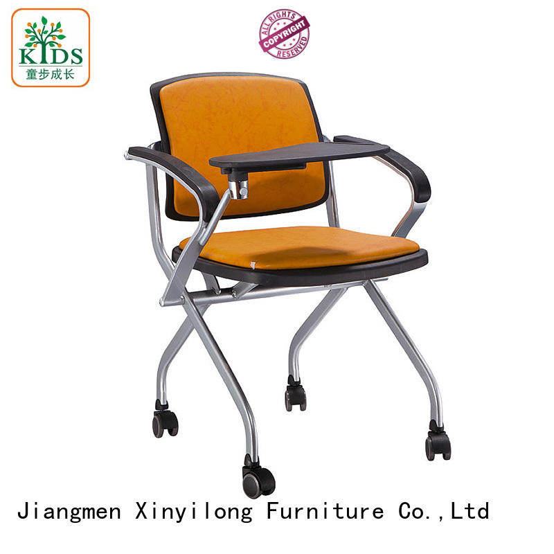 Xinyilong Furniture stable plastic chair high quality for classroom