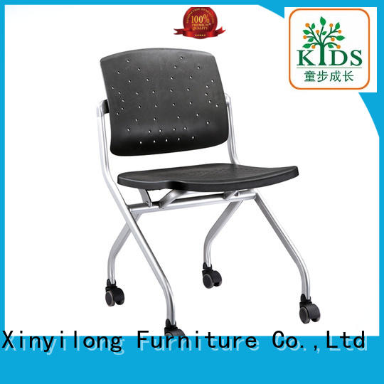 Xinyilong Furniture plastic dining chairs wholesale for college