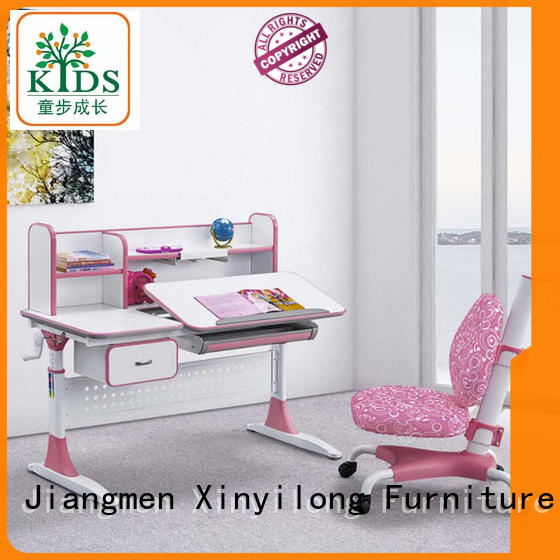 Xinyilong Furniture kids office desk with storage for home