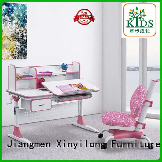 Xinyilong Furniture popular white office furniture for sale for children