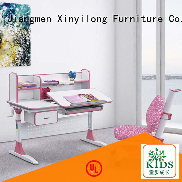 Xinyilong Furniture popular children study table manufacturer for home