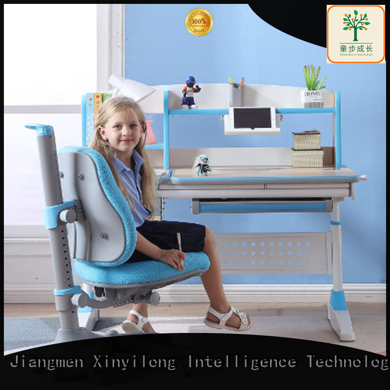 TBCZ table and chair set with storage for school