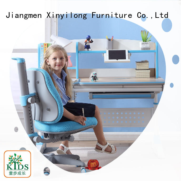 Xinyilong Furniture adjustable height children's desk manufacturer for children
