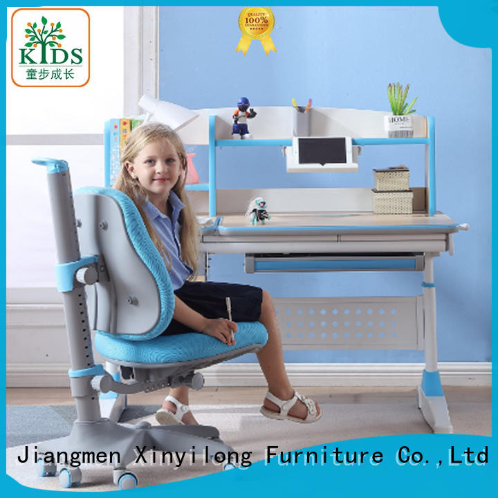 Xinyilong Furniture healthy kids table and chairs supplier for kids