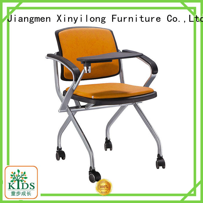 stable school furniture with wheel for classroom
