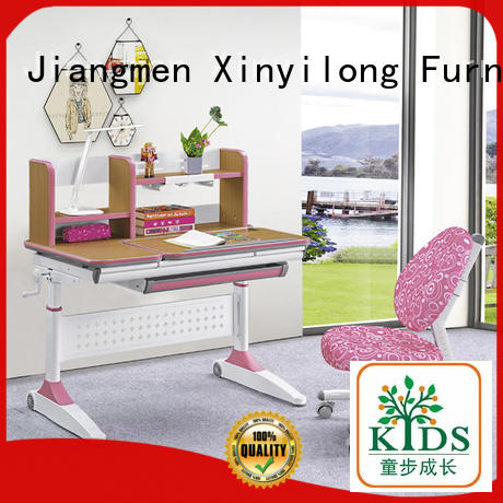 Xinyilong Furniture table and chair set high quality for children