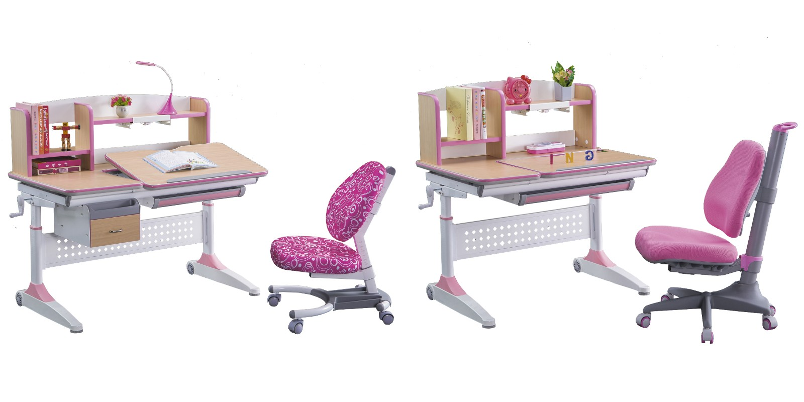 TBCZ popular study table design manufacturer for children-5