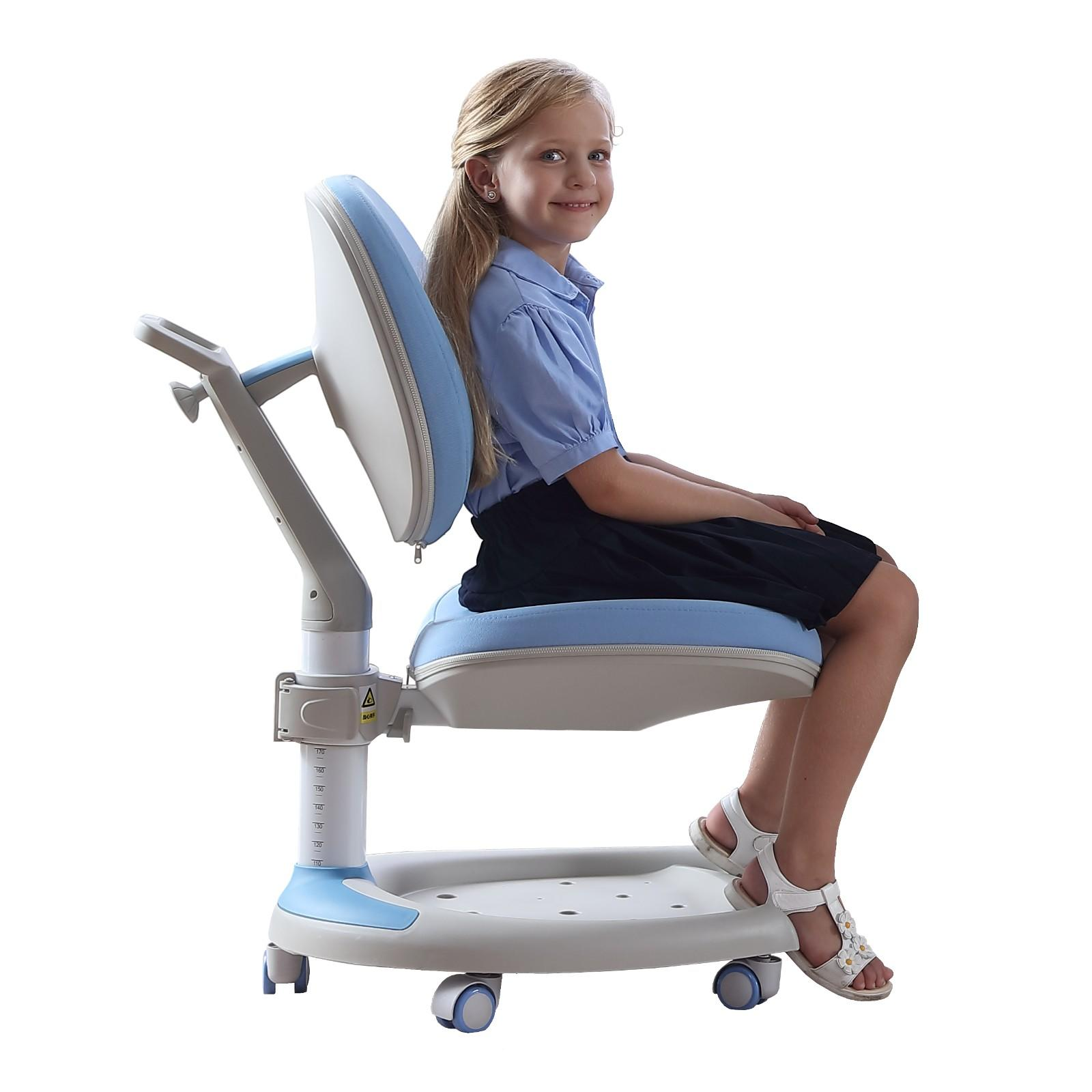 durable student chair with wheel for home-1