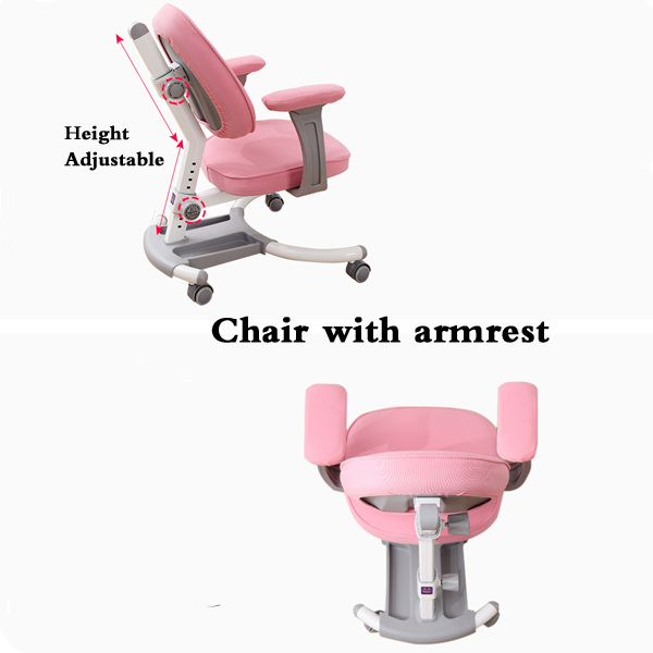 durable height adjustable kids chairs wholesale for children-4