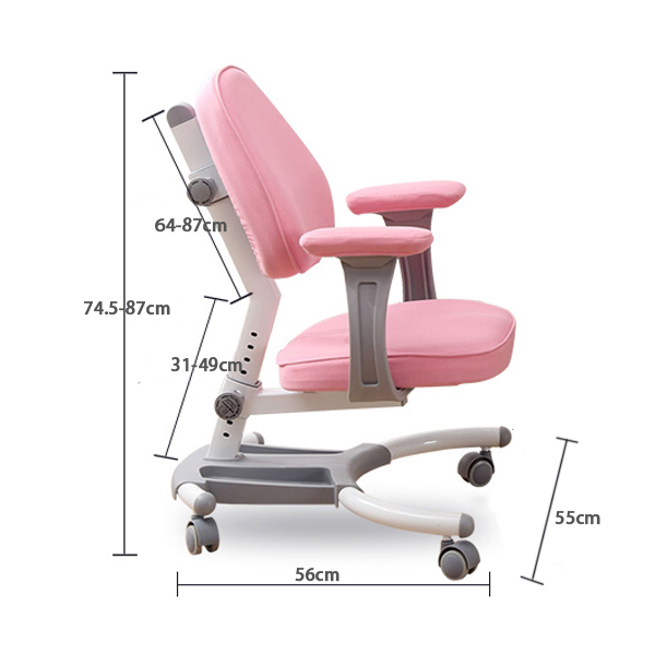 durable height adjustable kids chairs wholesale for children-5