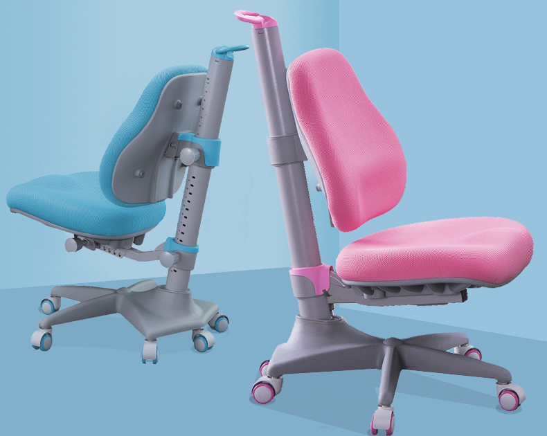 TBCZ study chair for students with wheel for studry room-2