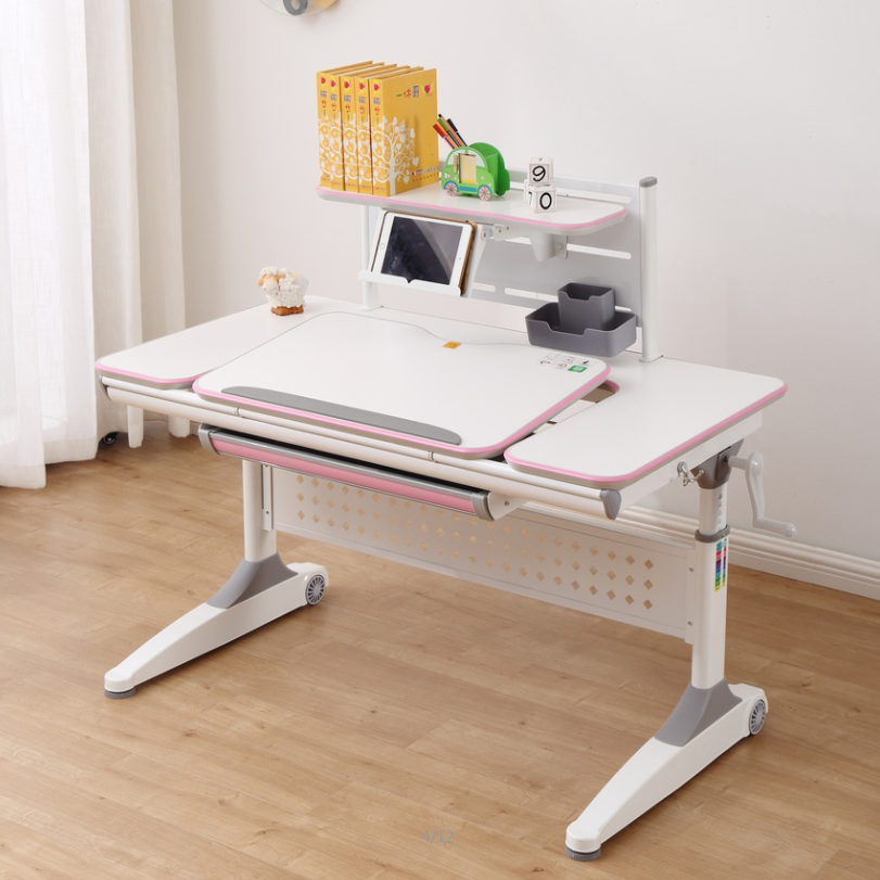 TBCZ washable simple study table manufacturer for children-5