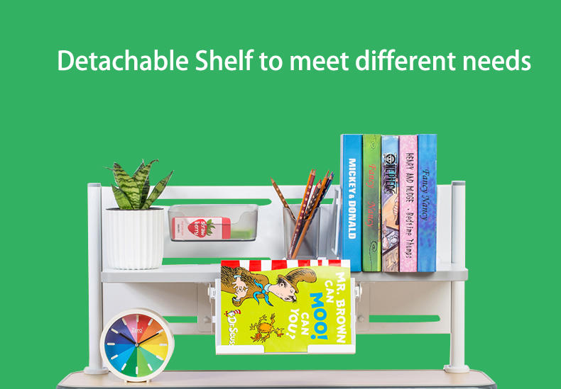 TBCZ healthy study furniture with storage for children