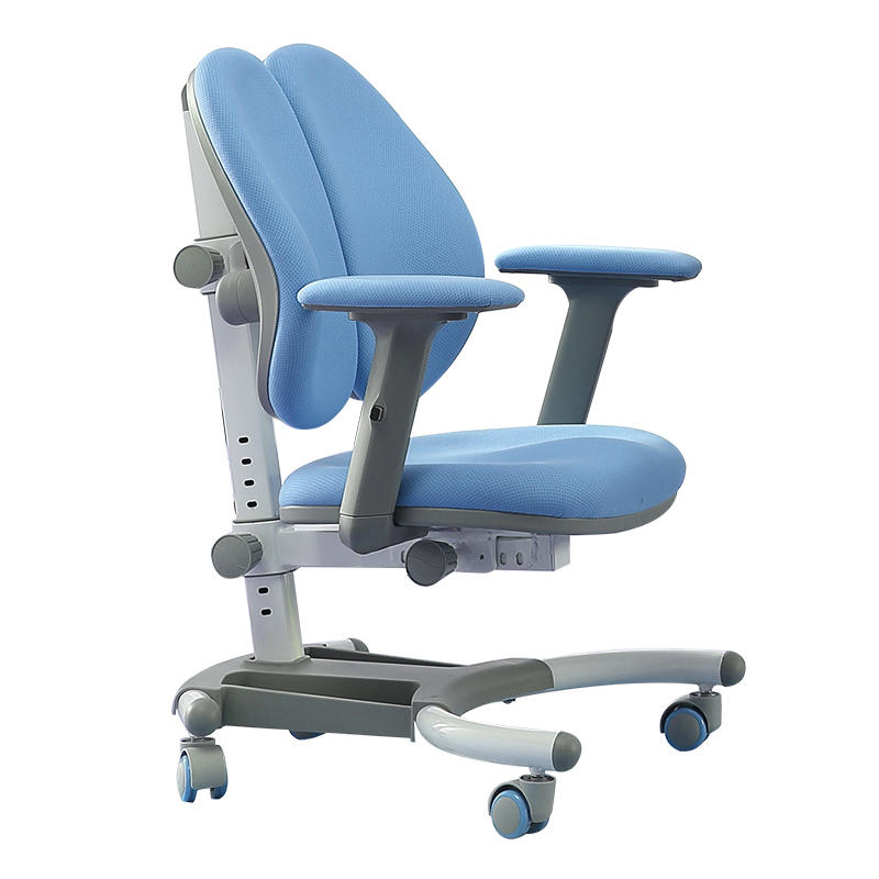 children chair double back arm chair for kids at home