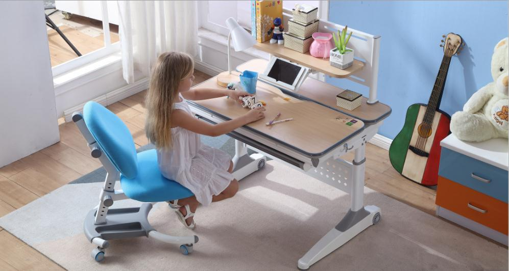 TBCZ comfortable study table design high quality for kids