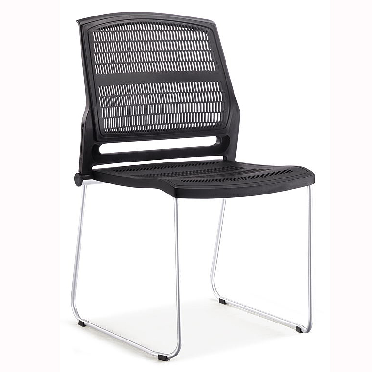 foldable nesting chair with wheel for college-1