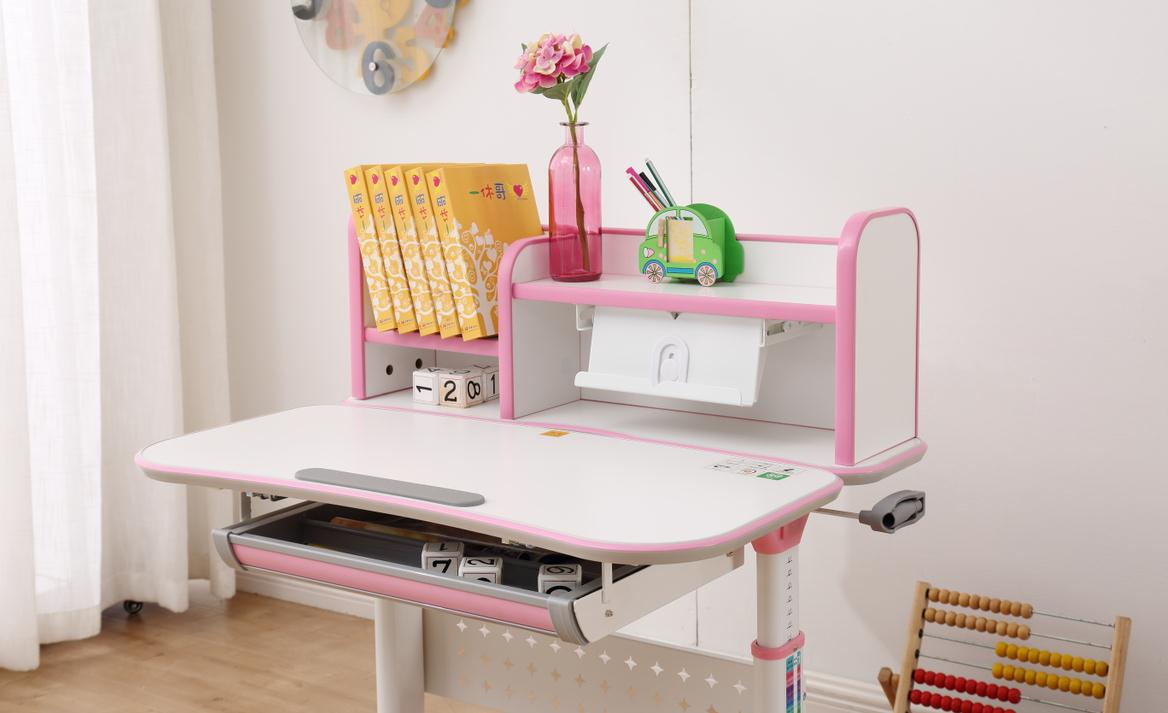 TBCZ ergonomic study table designs for students with storage for school-1