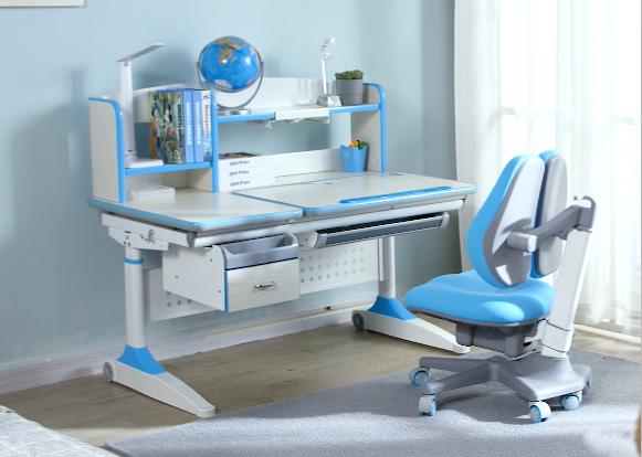 Children study desk height adjustable function  desk