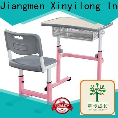 popular classroom furniture height adjustable for college
