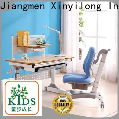 TBCZ ergonomic wooden study table with storage for home