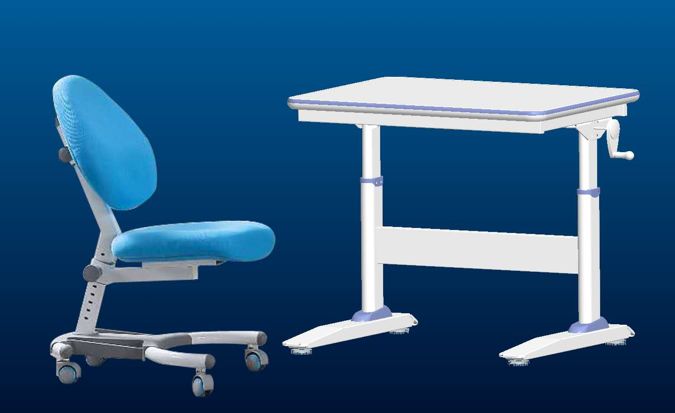 TBCZ office table and chair high quality for home-4