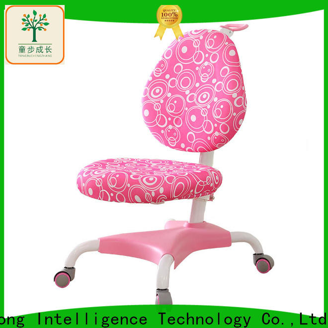 TBCZ kids desk chair with wheel for studry room
