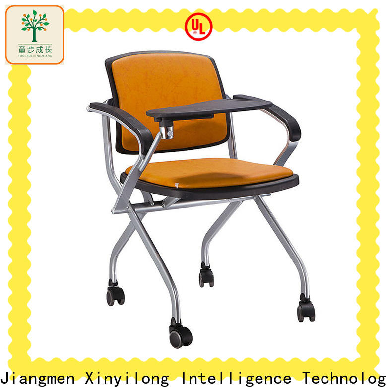 comfortable training room chair wholesale for college