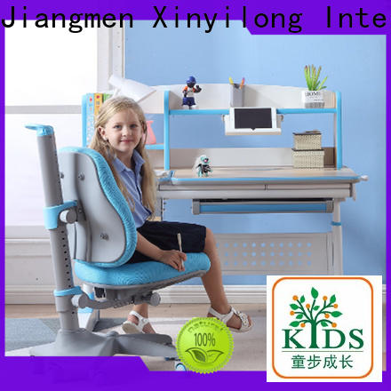 TBCZ compact computer desk with storage for children