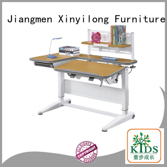 Xinyilong Furniture washable study table design high quality for school