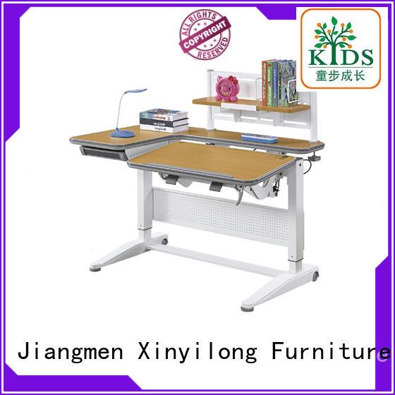 popular student desk adjustable height manufacturer for kids