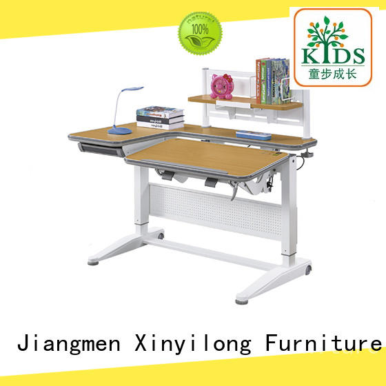comfortable glass office desk high quality for kids