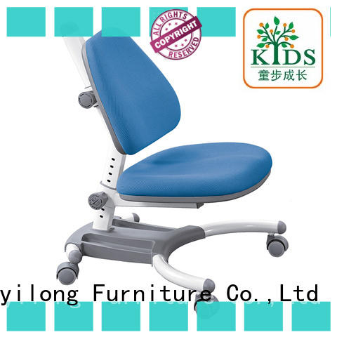 Xinyilong Furniture study seating with wheel for kids