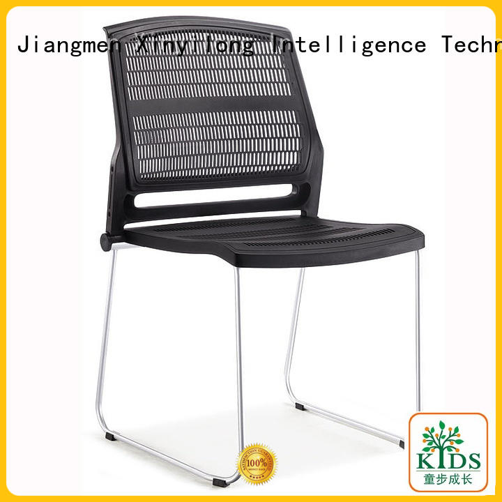 stable plastic chair supplier for lecture