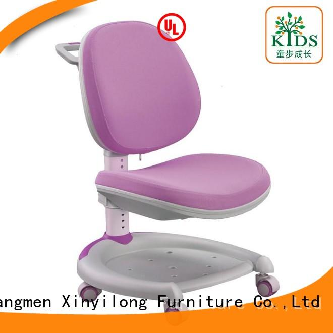 Xinyilong Furniture healthy children desk chair supplier for studry room