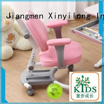 healthy kids desk chair with wheel for studry room