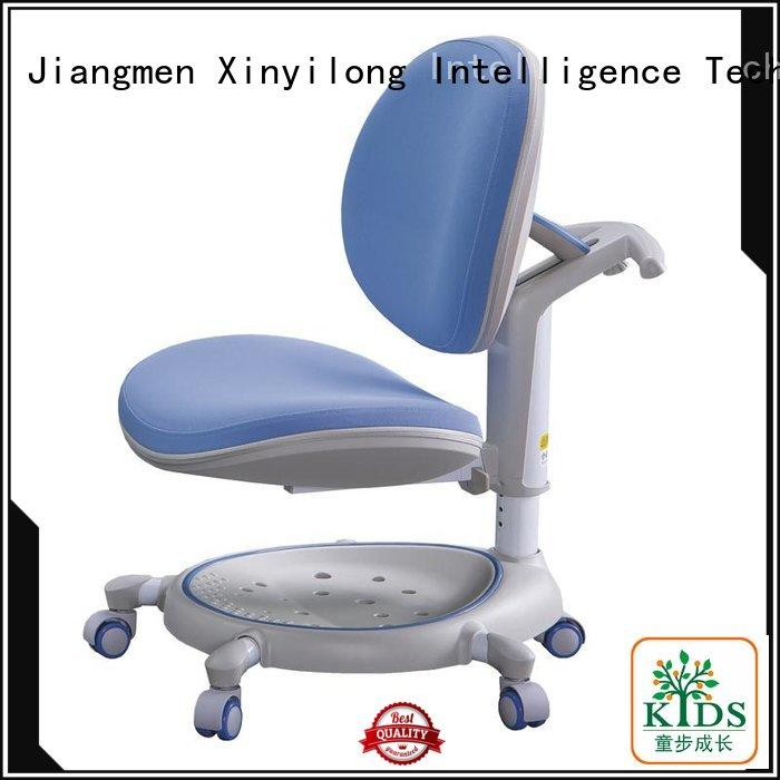 comfortable study chair for students with wheel for kids