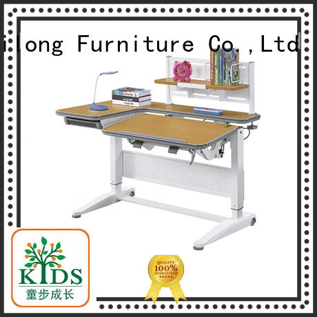 Xinyilong Furniture washable children study table manufacturer for kids