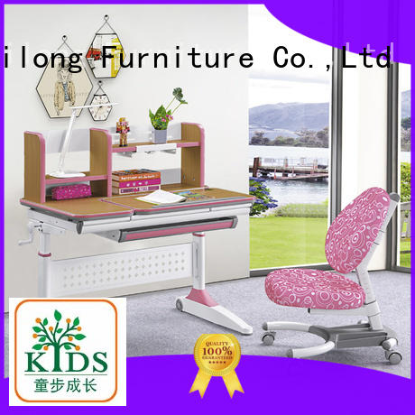 Xinyilong Furniture washable study table for kids manufacturer for kids