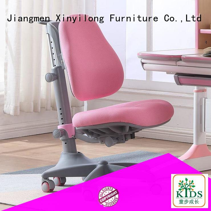 Xinyilong Furniture kids desk chair with wheel for studry room