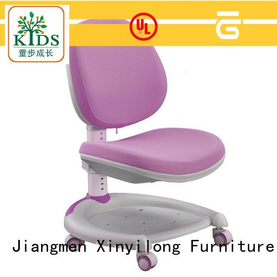comfortable girls bedroom desk with wheel for kids