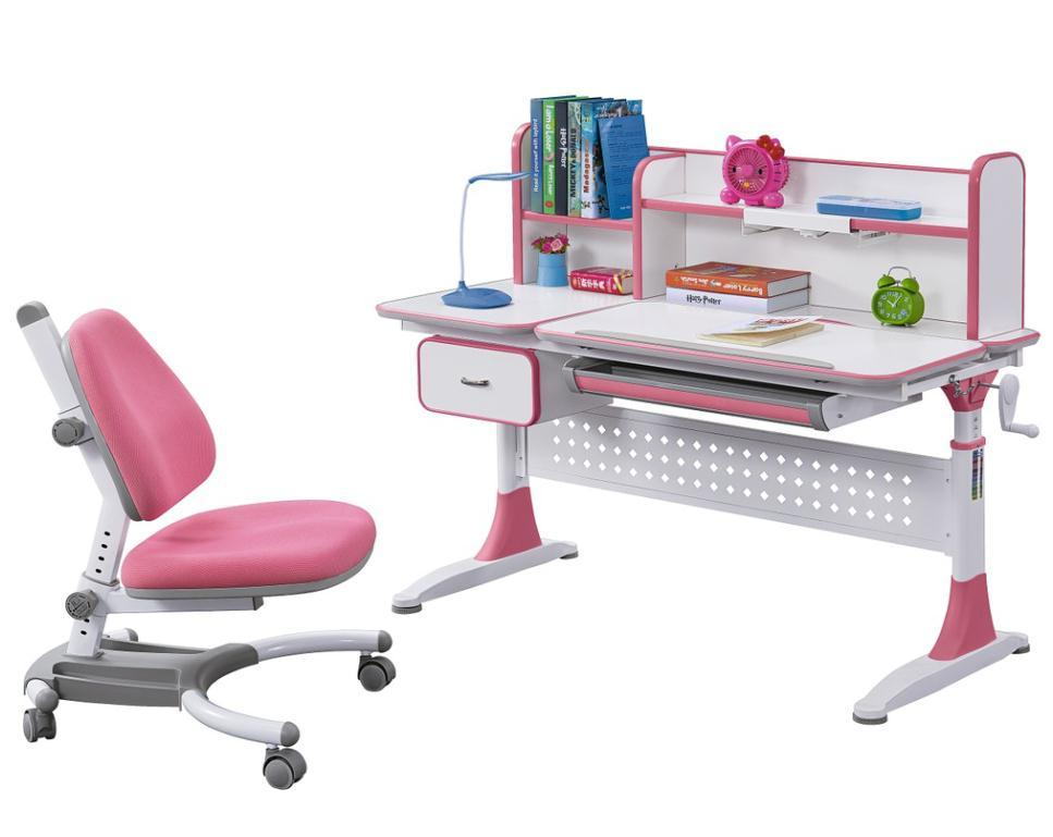 Xinyilong Furniture student desk adjustable height high quality for kids-2