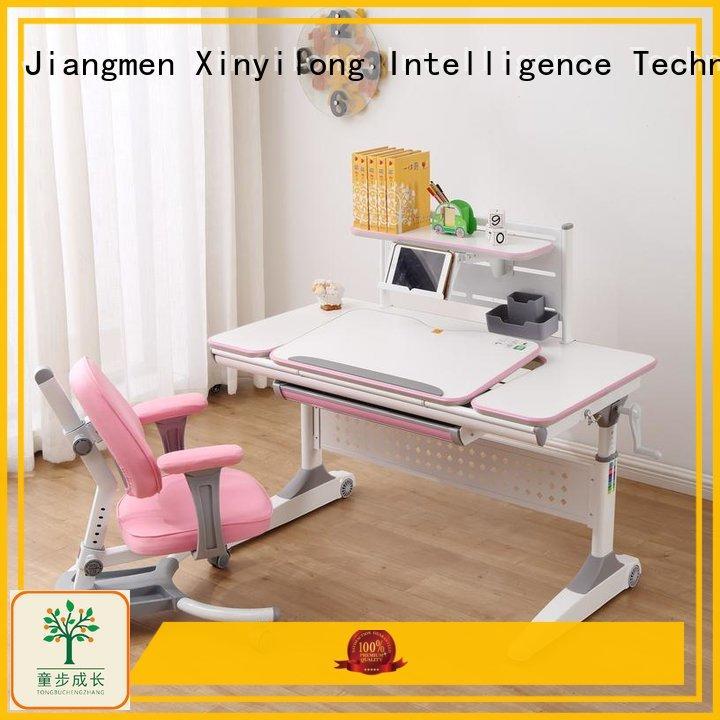 healthy compact computer desk manufacturer for school