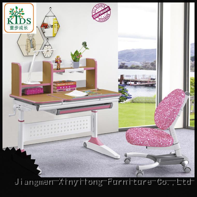 ergonomic glass office desk manufacturer for kids