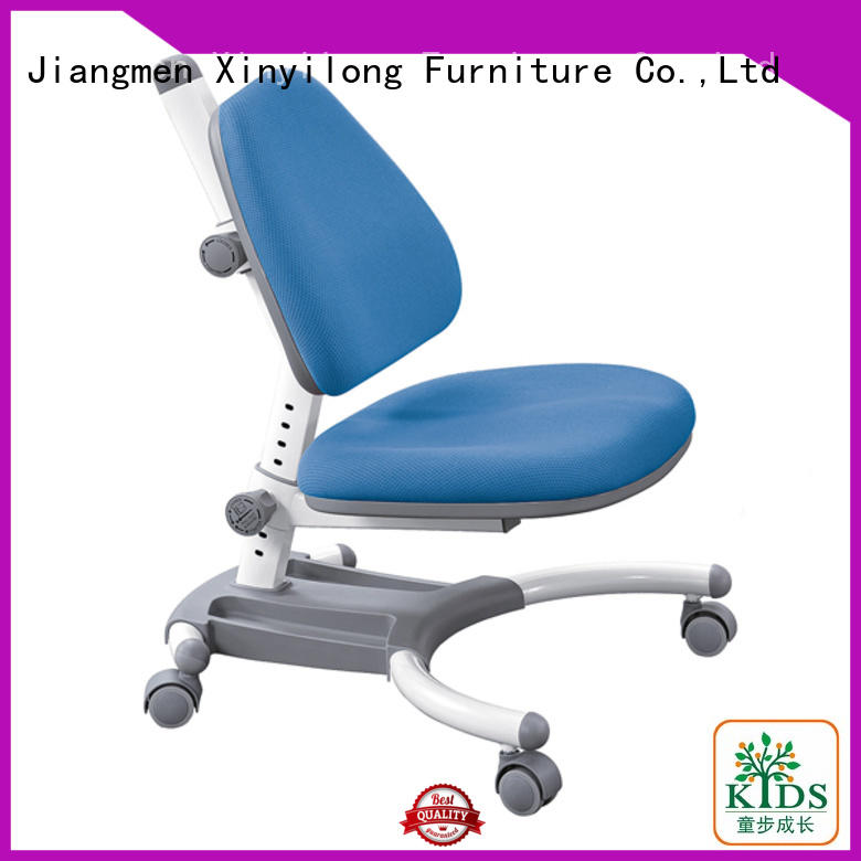 durable chair for children with wheel for kids